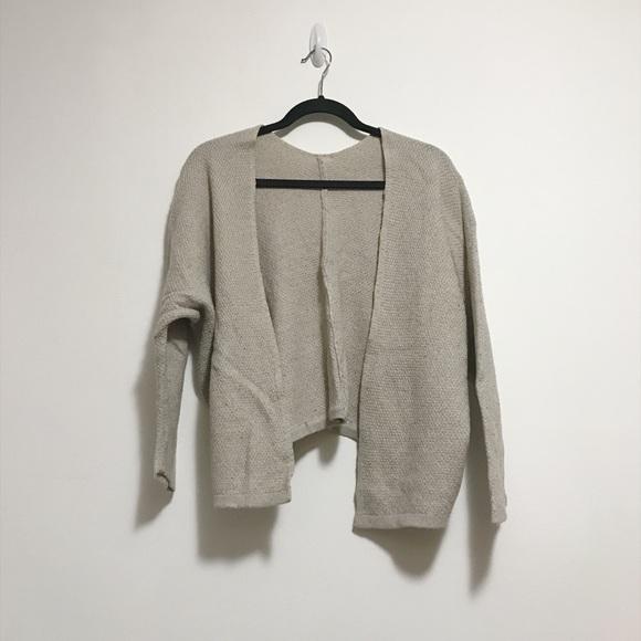 2ac32e884deeb Brandy Melville Sweaters   Beige Caroline Cardigan   Poshmark